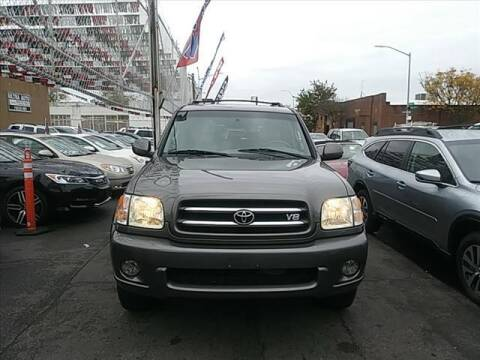 2003 Toyota Sequoia for sale at Ultra Auto Enterprise in Brooklyn NY