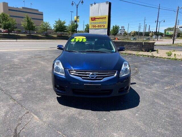 2011 Nissan Altima for sale at Elbrus Auto Brokers, Inc. in Rochester NY