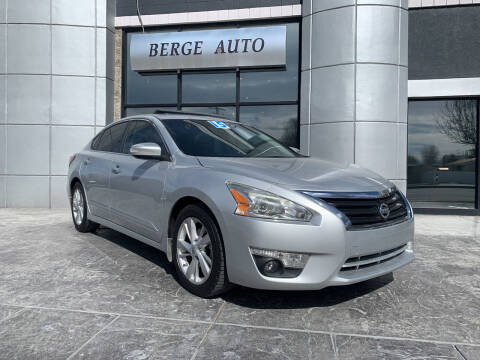 2015 Nissan Altima for sale at Berge Auto in Orem UT