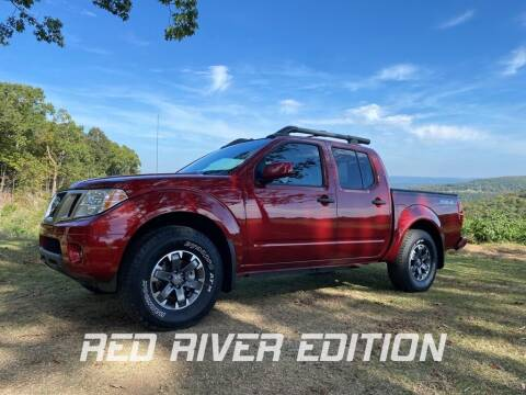 2020 Nissan Frontier for sale at RED RIVER DODGE - Red River of Malvern in Malvern AR