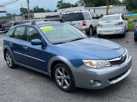 2009 Subaru Impreza for sale at MetroWest Auto Sales in Worcester MA
