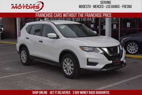 2020 Nissan Rogue for sale at Choice Motors in Merced CA