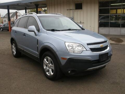 2014 Chevrolet Captiva Sport for sale at D & M Auto Sales in Corvallis OR