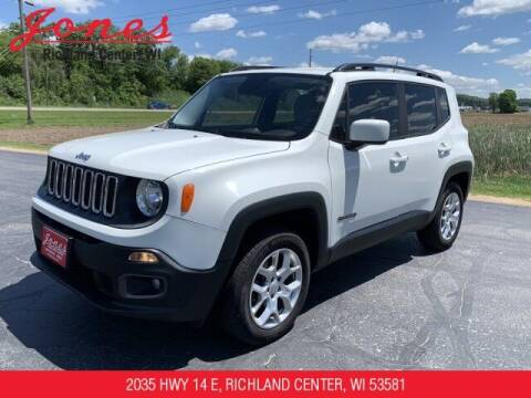 2015 Jeep Renegade for sale at Jones Chevrolet Buick Cadillac in Richland Center WI