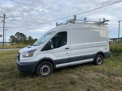 2015 Ford Transit Cargo for sale at Direct Auto in D'Iberville MS