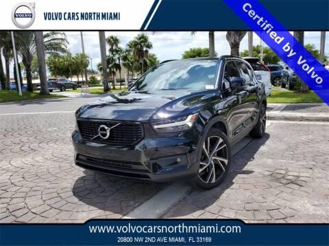 2019 Volvo XC40 for sale at Volvo Cars North Miami in Miami FL