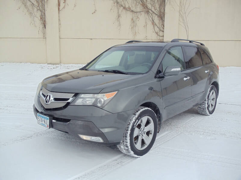 2007 Acura MDX for sale at Metro Motor Sales in Minneapolis MN