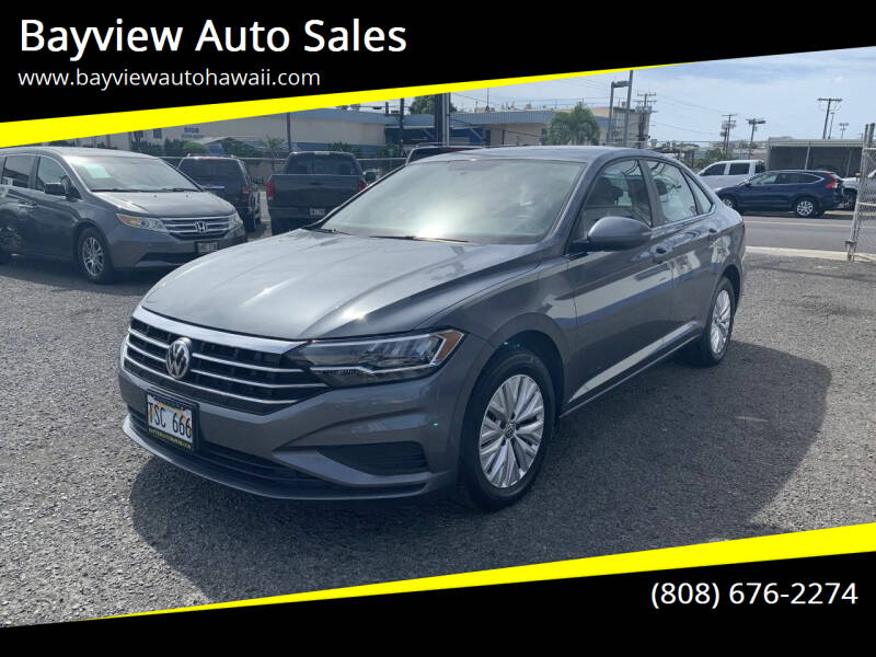 2019 Volkswagen Jetta for sale at Bayview Auto Sales in Waipahu HI