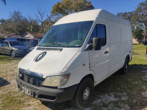 2005 Freightliner Sprinter Cargo for sale at Advance Import in Tampa FL