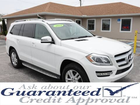 2014 Mercedes-Benz GL-Class for sale at Universal Auto Sales in Plant City FL
