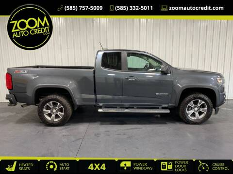 2015 Chevrolet Colorado for sale at ZoomAutoCredit.com in Elba NY
