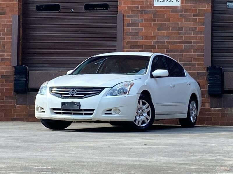 2012 Nissan Altima for sale at Universal Cars in Marietta GA