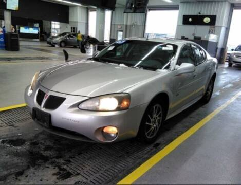 2005 Pontiac Grand Prix for sale at HW Used Car Sales LTD in Chicago IL