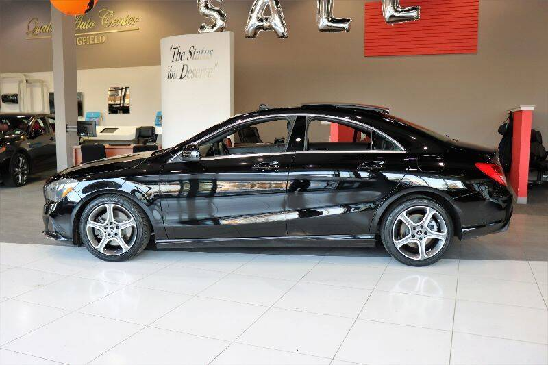 2018 Mercedes-Benz CLA AWD CLA 250 4MATIC 4dr Coupe - Springfield NJ