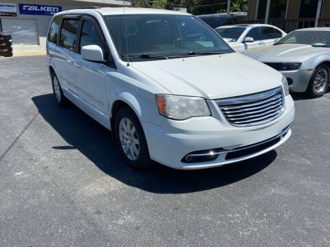 2014 Chrysler Town and Country for sale at Luxury Auto Innovations in Flowery Branch GA