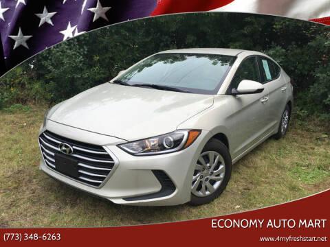 2017 Hyundai Elantra for sale at ECONOMY AUTO MART in Chicago IL