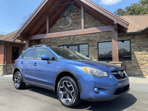 2014 Subaru XV Crosstrek for sale at Auto Solutions in Maryville TN