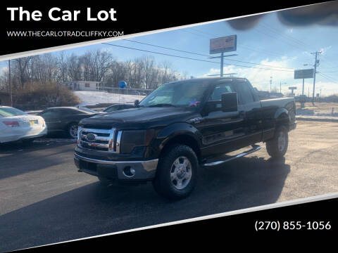 2012 Ford F-150 for sale at The Car Lot in Radcliff KY