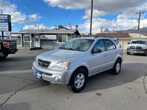 2006 Kia Sorento for sale at Orem Auto Outlet in Orem UT