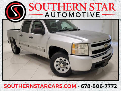2010 Chevrolet Silverado 1500 for sale at Southern Star Automotive, Inc. in Duluth GA