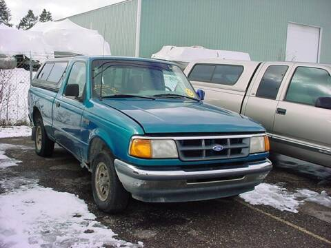 1993 Ford Ranger for sale at VOA Auto Sales in Pontiac MI