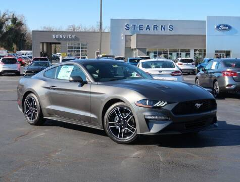 2020 Ford Mustang for sale at Stearns Ford in Burlington NC
