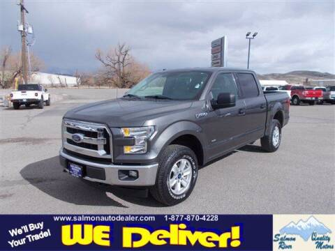 2017 Ford F-150 for sale at QUALITY MOTORS in Salmon ID