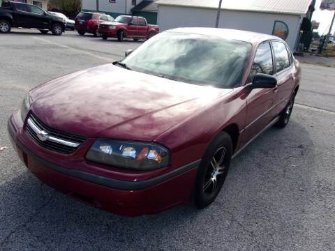 2005 Chevrolet Impala for sale at Car Credit Auto Sales in Terre Haute IN