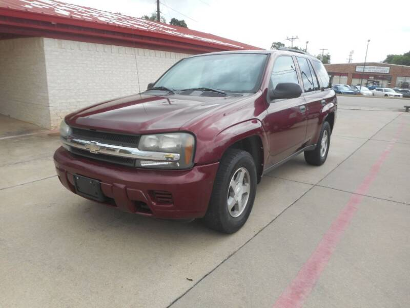 Used Chevrolet Trailblazer For Sale In Denton Tx Carsforsale Com