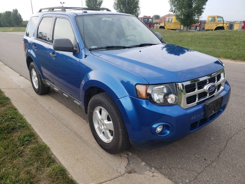 2011 Ford Escape for sale at Motor City Automotive of Michigan in Flat Rock MI