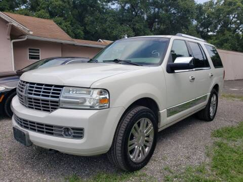 2008 Lincoln Navigator for sale at AFFORDABLE ONE LLC in Orlando FL