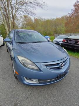 2012 Mazda MAZDA6 for sale at Best Choice Auto Market in Swansea MA