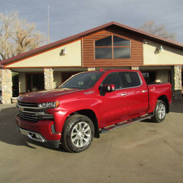2019 Chevrolet Silverado 1500 for sale at PRIME RATE MOTORS in Sheridan WY