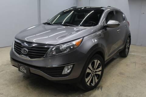 2011 Kia Sportage for sale at Flash Auto Sales in Garland TX