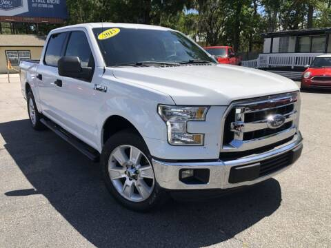 2015 Ford F-150 for sale at Auto Cars in Murrells Inlet SC