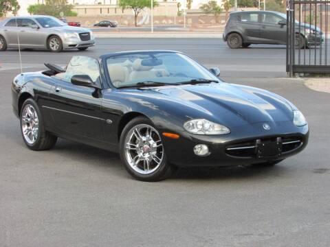 2002 Jaguar XK-Series for sale at Best Auto Buy in Las Vegas NV