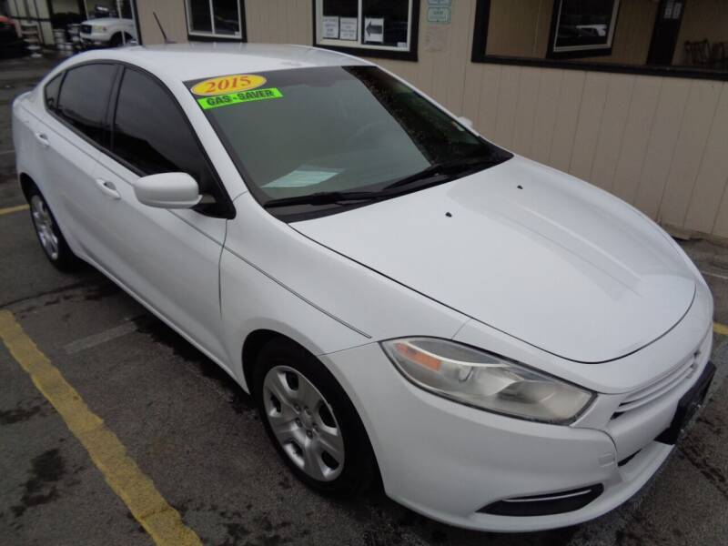 2015 Dodge Dart for sale at BBL Auto Sales in Yakima WA