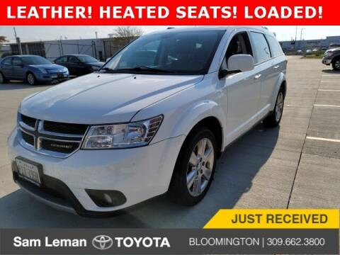 2014 Dodge Journey for sale at Sam Leman Toyota Bloomington in Bloomington IL