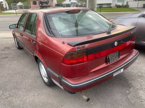 1997 Saab 9000 for sale at Tiger Auto Sales in Columbus OH