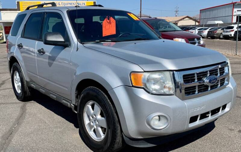 2010 Ford Escape for sale at AZ Auto and Equipment Sales in Mesa AZ
