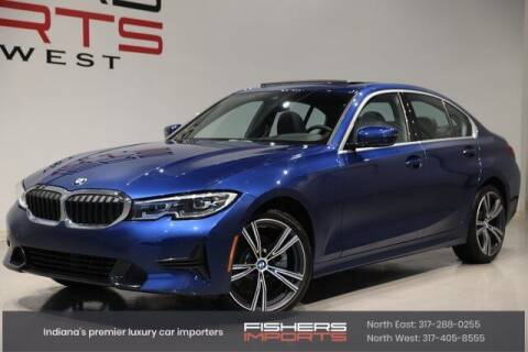 2021 BMW 3 Series for sale at Fishers Imports in Fishers IN