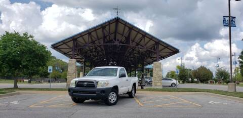 2007 Toyota Tacoma for sale at D&C Motor Company LLC in Merriam KS