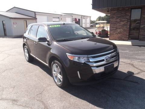 2013 Ford Edge for sale at Dietsch Sales & Svc Inc in Edgerton OH