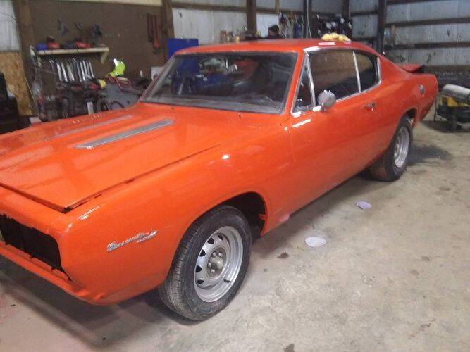 1967 Plymouth Barracuda for sale in Cadillac, MI