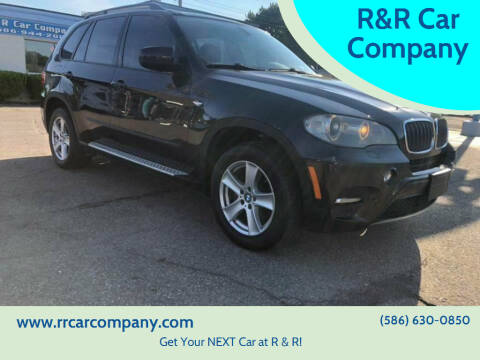 2011 BMW X5 for sale at R&R Car Company in Mount Clemens MI