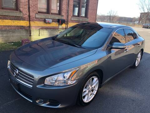 2011 Nissan Maxima for sale at Tony Luis Auto Sales & SVC in Cumberland RI