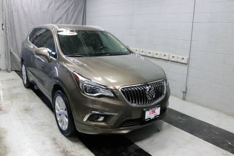 2016 Buick Envision for sale at Cj king of car loans/JJ's Best Auto Sales in Troy MI