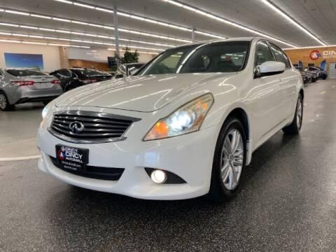 2013 Infiniti G37 Sedan for sale at Dixie Motors in Fairfield OH