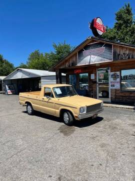 1981 Ford Courier
