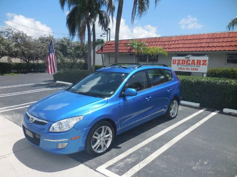 2010 Hyundai Elantra Touring for sale at Uzdcarz Inc. in Pompano Beach FL